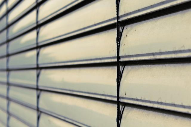 okenní žalužie