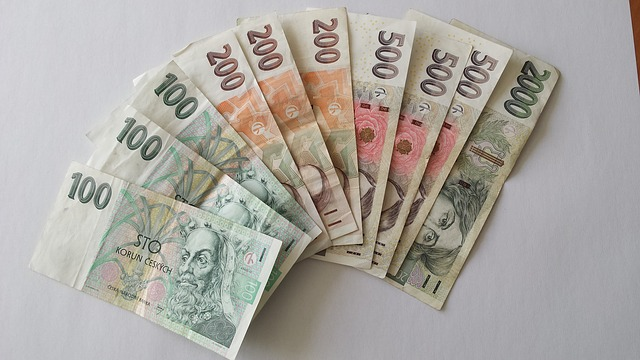 vyrovnané bankovky