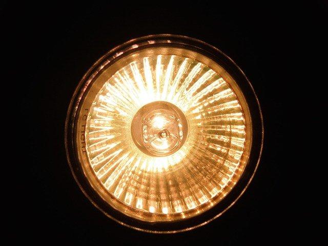 halogenový reflektor