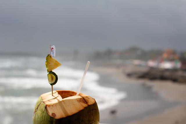 brčko v kokosu
