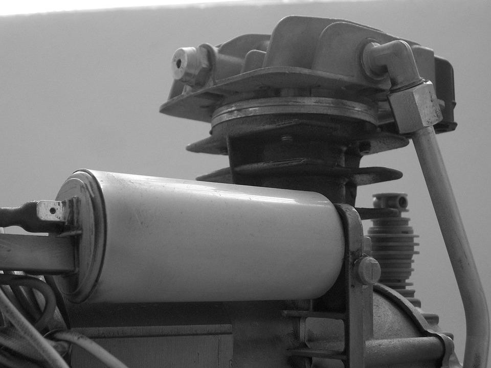 kompresor mechanika