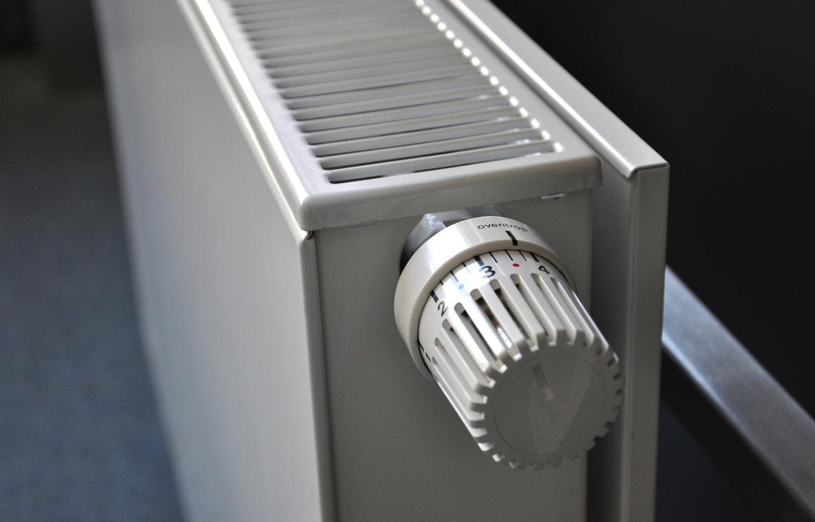 radiátor v domácnosti